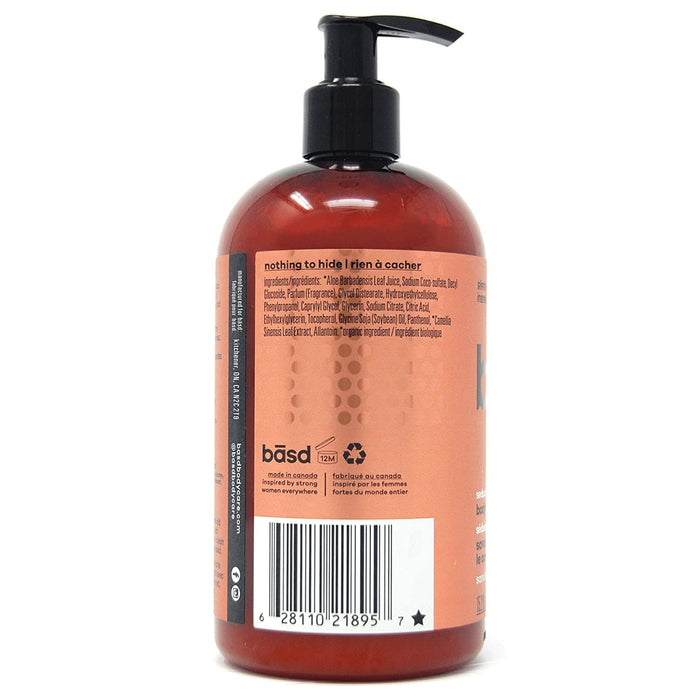 Basd Body Wash Seductive Sandalwood 450 ml