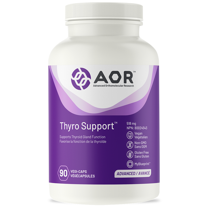AOR Thyro Support 90 Capsules