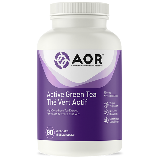 AOR Active Green Tea (EGCG) 90 Capsules