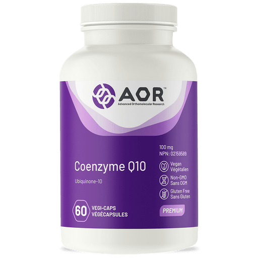 AOR Co-enzyme Q10 60 Capsules