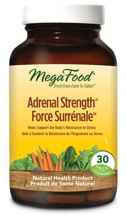 MegaFood Adrenal Strength
