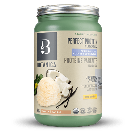 Botanica Perfect Protein Elevated Brain Booster 606 g