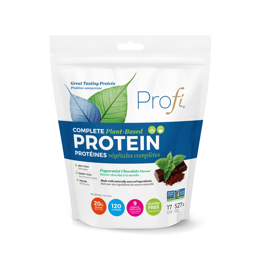 Profi Vegan Protein Powder Peppermint Chocolate 527 g