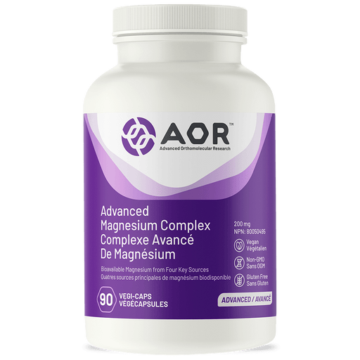 AOR Advanced Magnesium Complex 90 Capsules