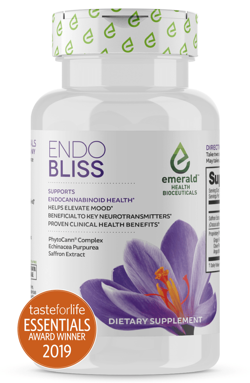 Emerald Health Endo Bliss 60 Softgels