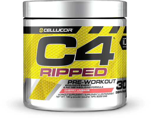 Cellucor C4 Ripped Pre-Workout Cherry Limeade 180 g