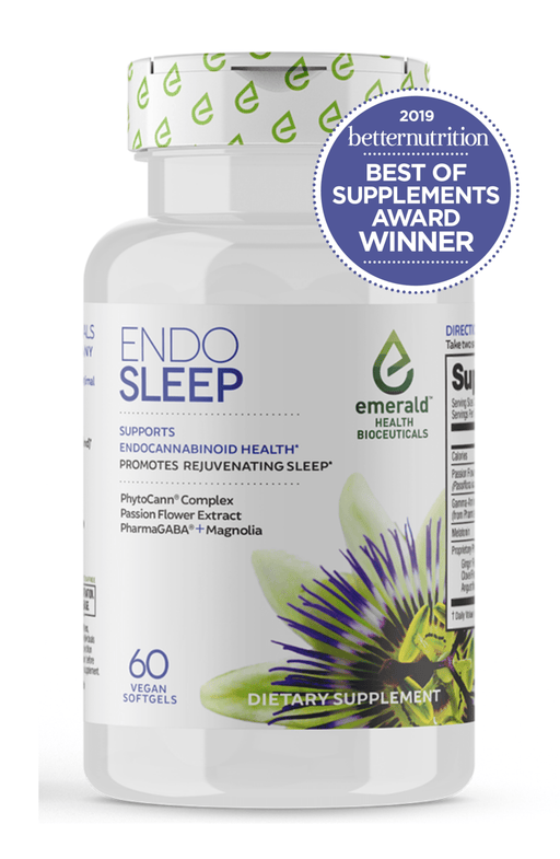Emerald Health Endo Sleep 60 Softgels