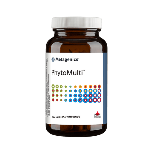 Metagenics PhytoMulti 120 Tablets
