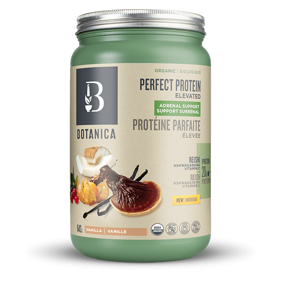 Botanica Perfect Protein Elevated Adrenal Support 642 g