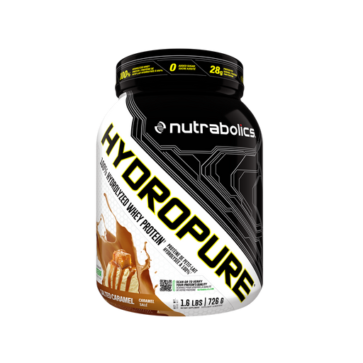 Nutrabolics Hydropure Salted Caramel 726 g