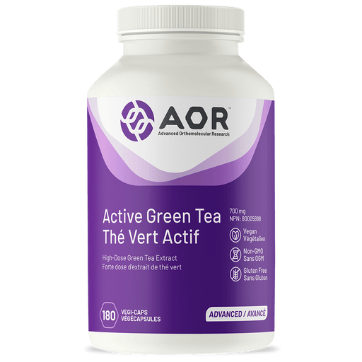 AOR Active Green Tea (EGCG) 180 Capsules