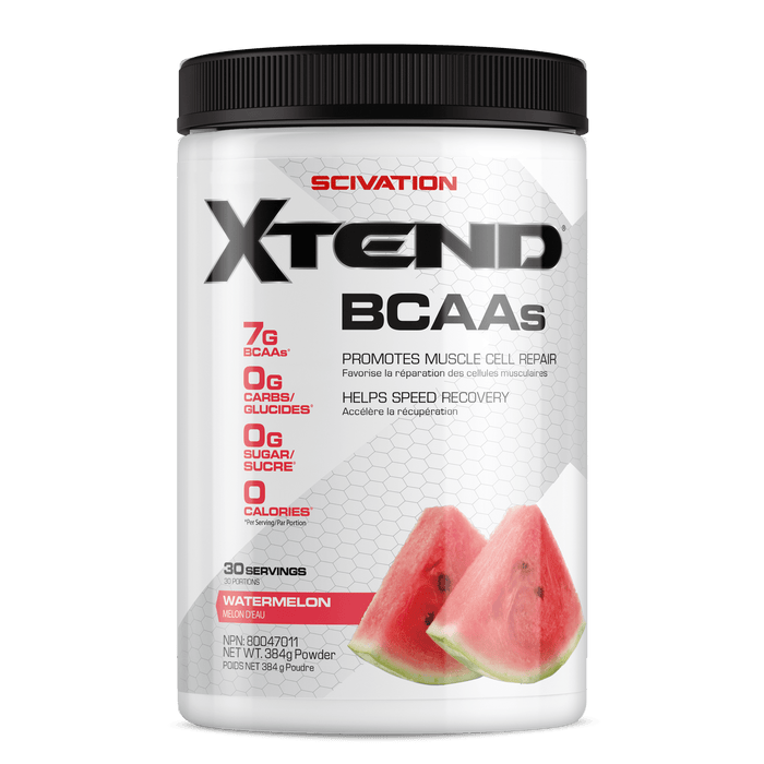 Scivation Xtend BCAA's Watermelon 384 g