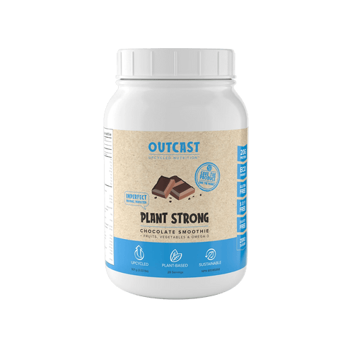 Outcast Vegan Protein Powder Chocolate 2LB