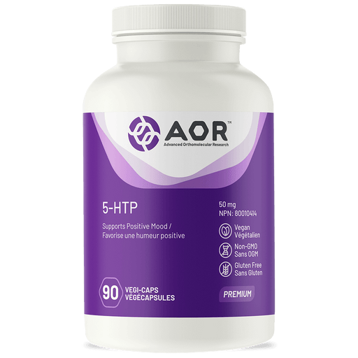 AOR 5-HTP (formerly Tryfonia) 90 Capsules