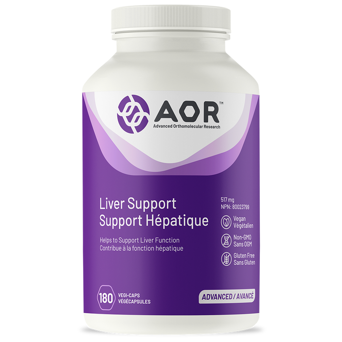 AOR Liver Support 180 Capsules