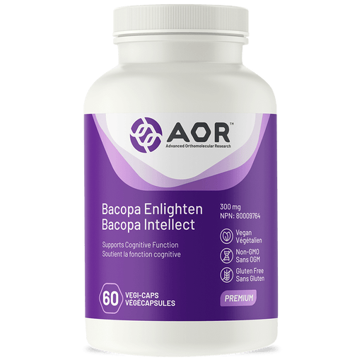 AOR Bacopa Enlighten 60 Capsules
