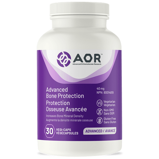AOR Advanced Bone Protection 30 Capsules
