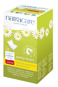Natracare Panty Liner - Normal 18 Liners