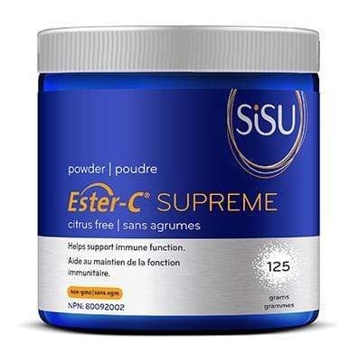 Sisu Ester-C Supreme Powder 125 g