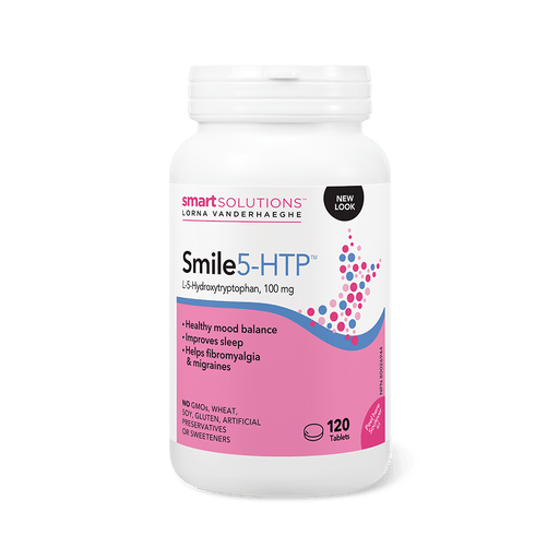 Smart Solutions Smile 5-HTP 100 mg