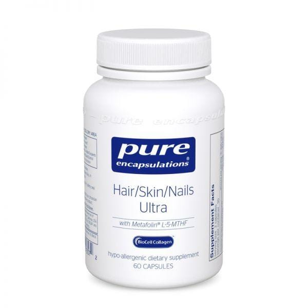 Pure Encapsulations Hair | Skin | Nails Ultra 60 capsules