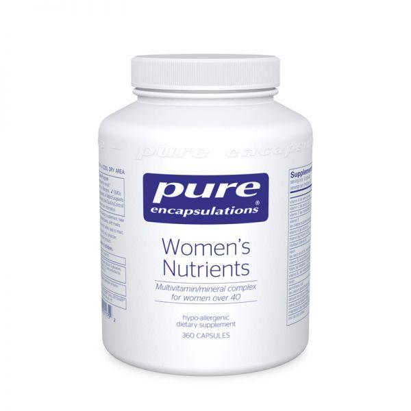 Pure Encapsulations Women's Nutrients 180 capsules