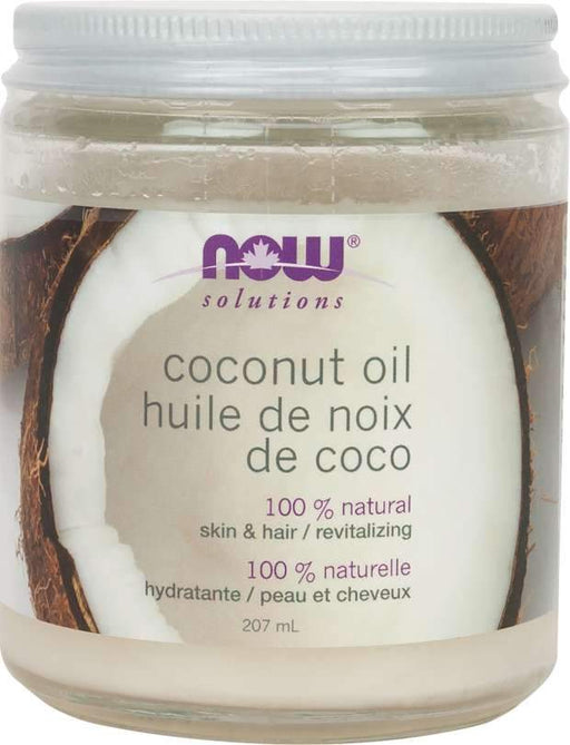 NOW Coconut Oil 207 mL