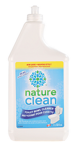Nature Clean Toilet Bowl Cleaner 1 L
