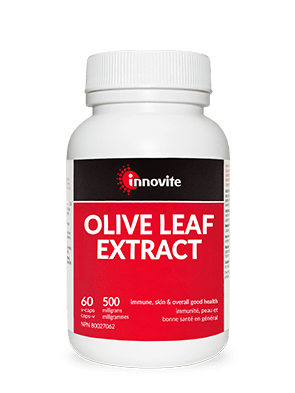 Innovite Olive Leaf Extract 60 V-CAPS 500 MG
