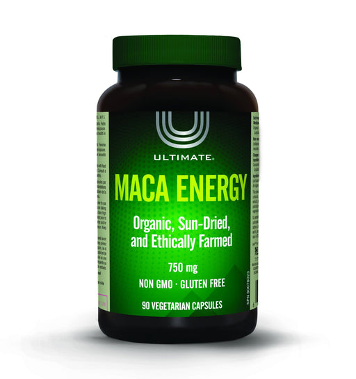 Ultimate Maca Energy 90 Capsules
