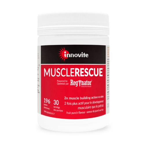 Innovite Health MuscleRescue 196 g
