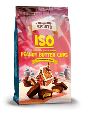 Yummy Sports ISO - Peanut Butter Cups