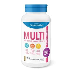 Progressive Multivitamins for Women 50+