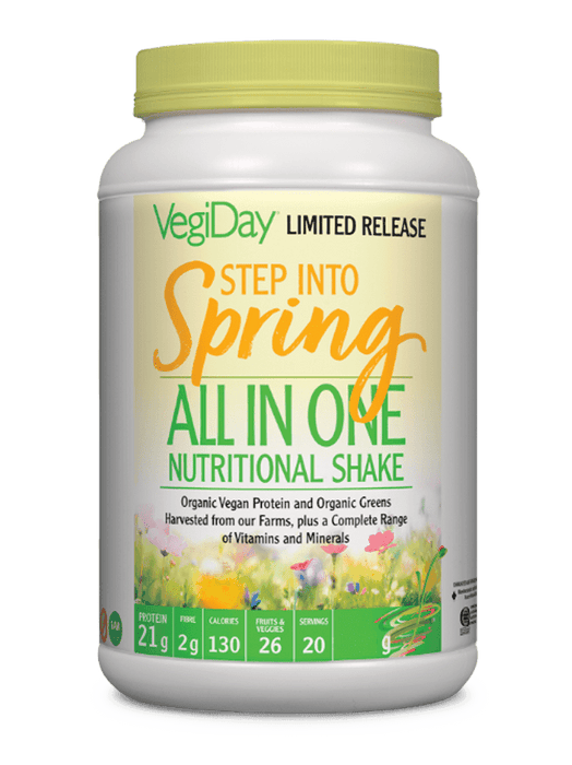 VegiDay Step into Spring All In One Shake 780 g