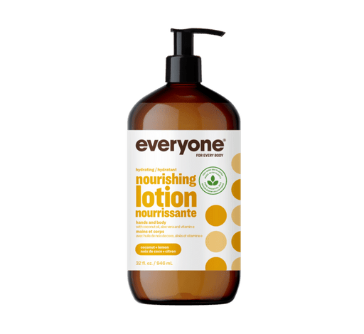Everyone Hydrating Nourishing Lotion Coconut + Lemon 946 ml