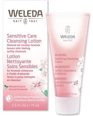 Weleda Sensitive Care Cleansing Lotion 75 ml