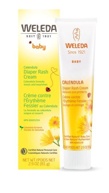 Weleda Diaper Care Cream With Calendula