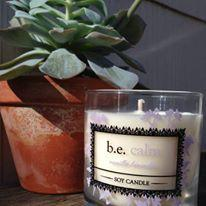 ~vegan soy candle pillar~