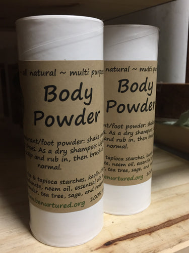~body powder~