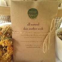 ~oatmeal skin soak~ set of 3