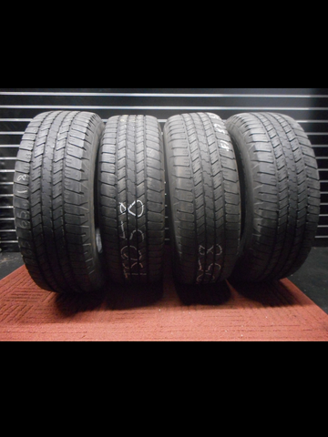 Goodyear Wrangler SR-A - Used Tire Set 6/32 Tread 265/65R18