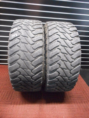 Atturo Trail Blade M/T - Used Tire Pair 10/32 Tread 33x12.50R20LT
