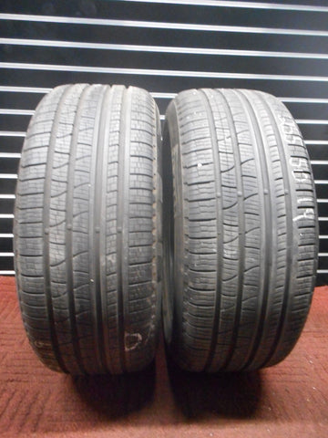 Pirelli Scorpion Verde - Used Tire Pair 8/32 Tread 255/50R19