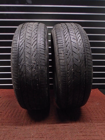 Bridgestone Dueler HP Sport - Used Tire Pair 7/32 Tread 225/60R18