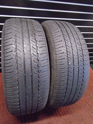Bridgestone Dueler H/L 422 - Used Tire Pair 5/32 Tread 245/55R19