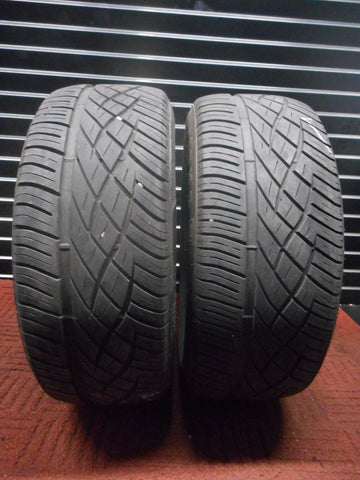 Firestone Destinantion ST - Used Tire Pair 7/32 Tread 255/55R18