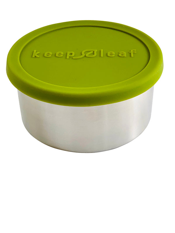 Stainless Steel Containers Large 680ml | Green