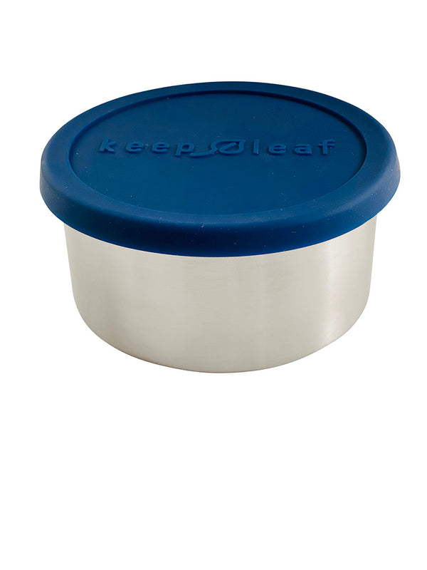 Stainless Steel Containers Large 680ml | Navy