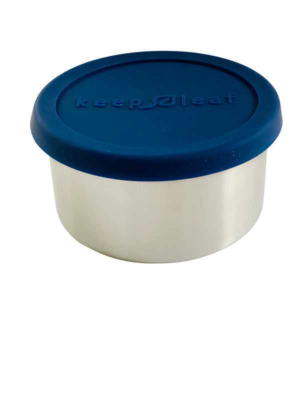 Stainless Steel Containers Small 220ml | Navy