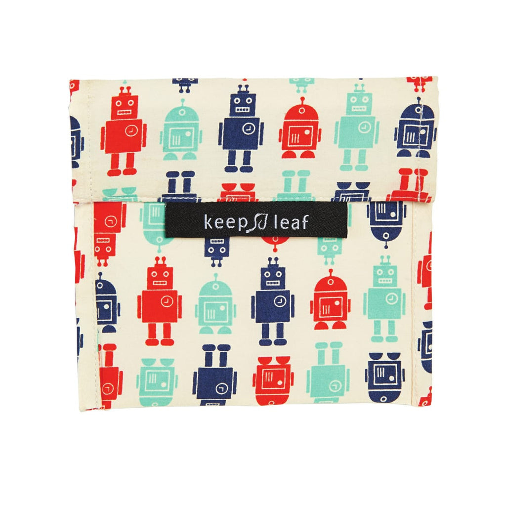 OUT OF STOCK - BAGGIE LARGE ROBOT